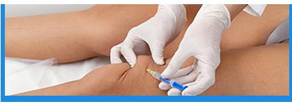 Восстановление суставов инъекциями